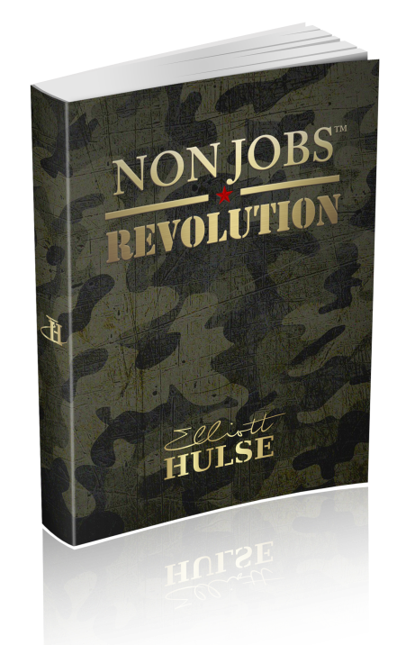 Non jobs revolution the nonjobs revolution is my brand new book to teach you how to do what you love make a great living doing it so that you can have the freedom to malvernweather Choice Image